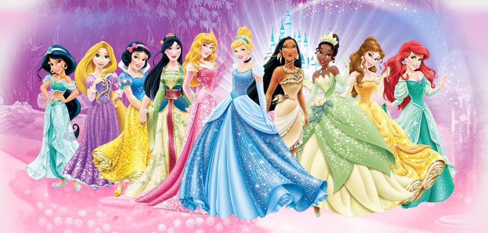 December 2013 the art of beauty - Image princesse disney ...